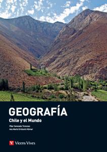 Geografia Chile | Vicens Vives