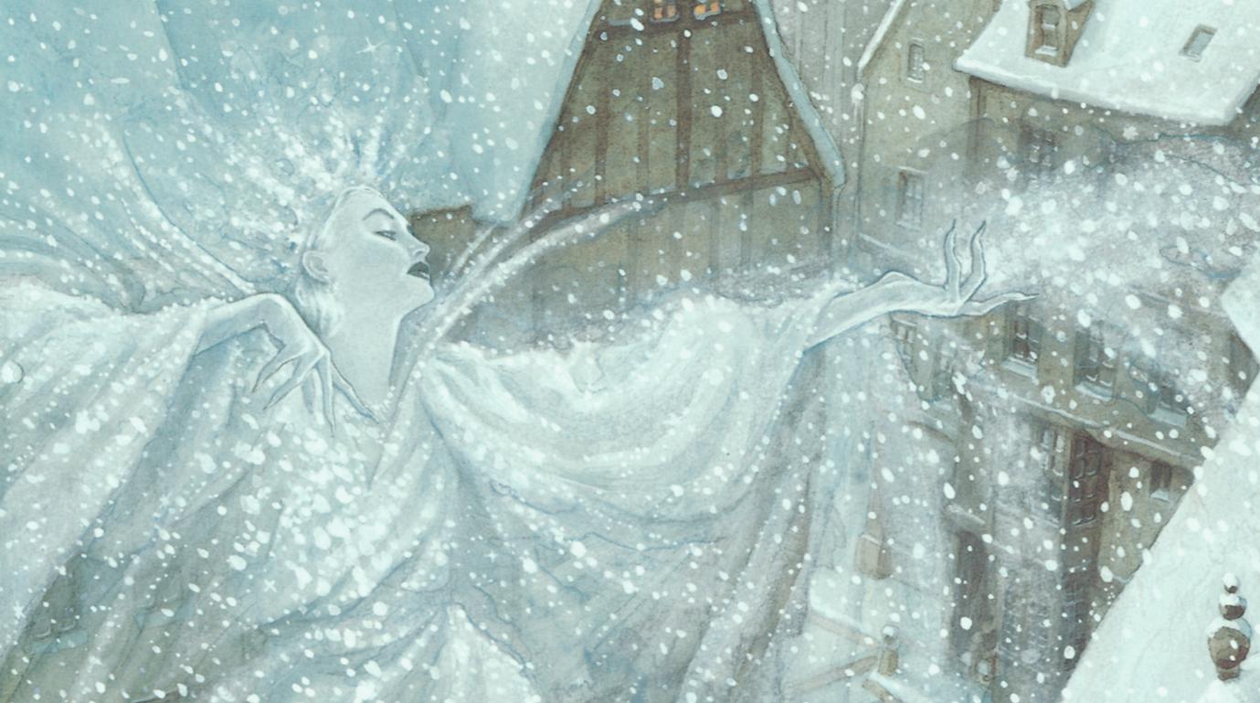 La reina de las nieves |Vicens Vives