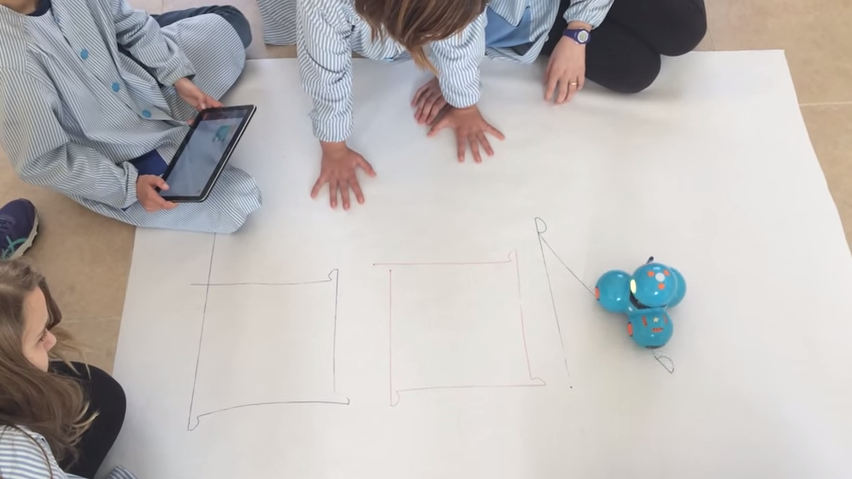 Dash & Dot en el aula