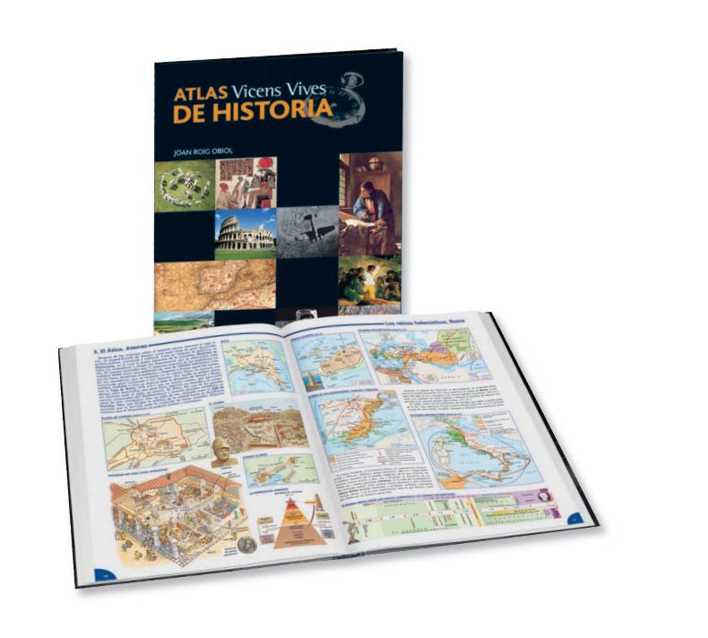Año Internacional del Mapa 2 |Vicens Vives