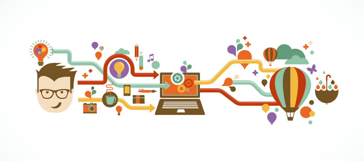 Qu es y c mo se gestiona la innovaci n educativa blog for What program to use to design a logo