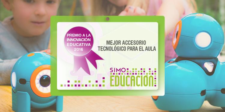 Dash Dot premios SIMO | Vicens Vives2016