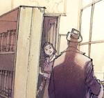 imagen del escondite de ana frank libros ilustrados