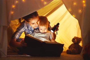 Recomendaciones para leer cuentos a los niños