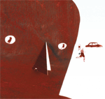 detalle de el hombre de hierro libros ilustrados