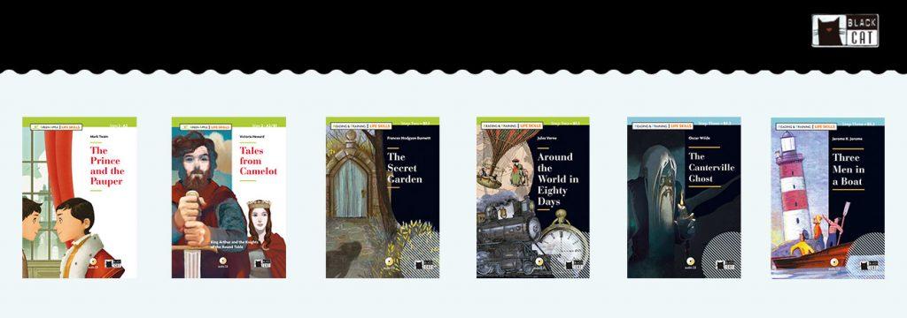 Portadas de libros Black Cat para Book Club Ideas