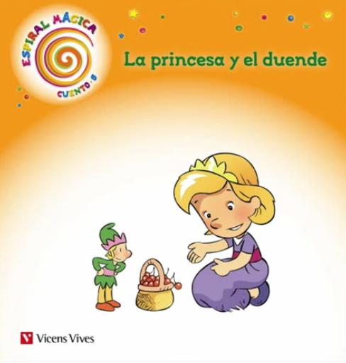 Portada de La Princesa y el duende ventajas educativas de los videocuentos