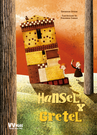 Portada de Hansel y Gretel uno de los cuentos de los hermanos Grimm