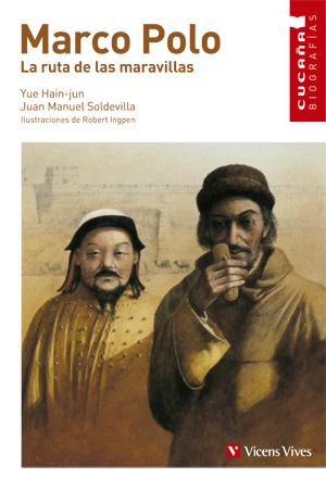 Portada Marco Polo de literatura para aprender historia