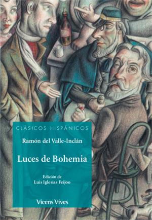 Portada de Luces de Bohemia de literatura para aprender historia