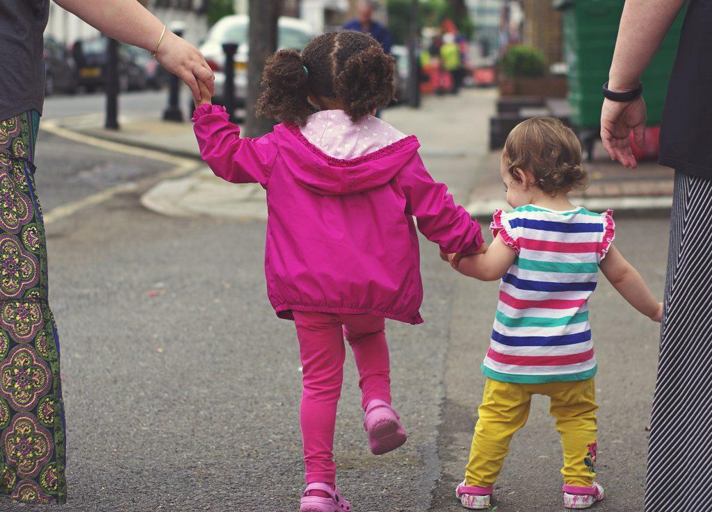 Niños en la calle propuestas para recorrer ciudades con niños