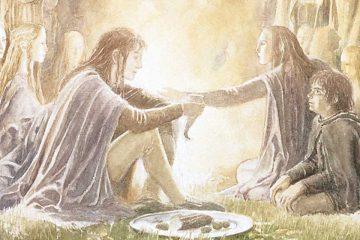 Imatge presonatges El senyor dels anells