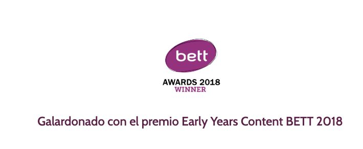 logo premio Early Years Content