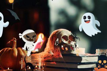 imagen de libros con imágenes de monstruos para libros de monstruos
