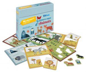 Caixa Montessori - Llibres per compartir en familia