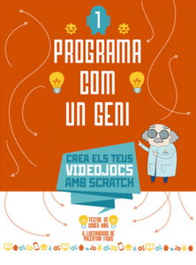 Portada Programa com un geni - de llibres per compartir en familia