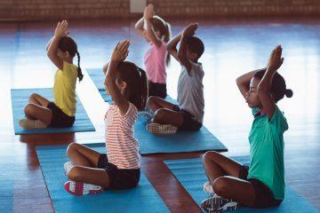 Yoga en Educación
