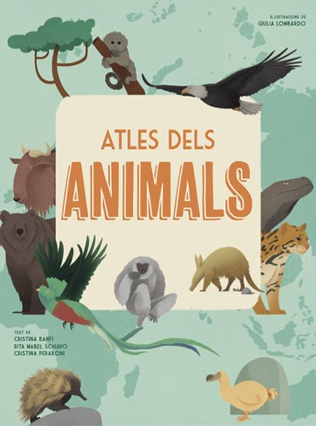 Portada Atles dels animals el Dia de la diversitat biològica