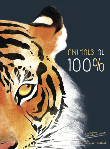 Portada Animals al 100% diversitat animal