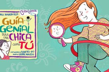 Ilustración de la Guía genial para una chica como tú