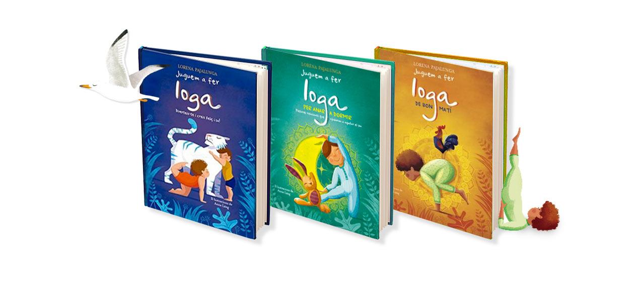 Llibres per jugar a fer ioga