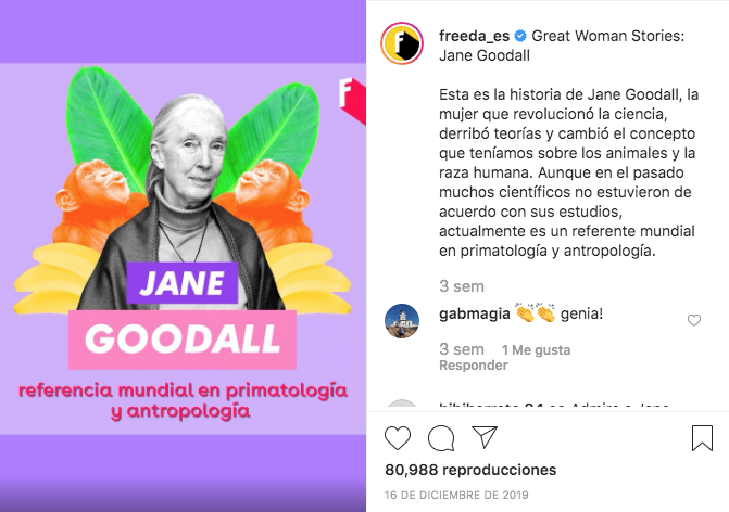 Instagram como recurso educativo
