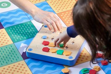 Activitats per aprendre programació i matemàtiques amb Cubetto