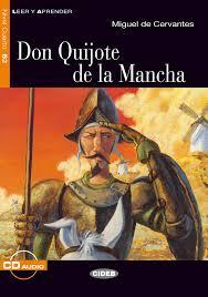 Portada Don quijote Black Cat