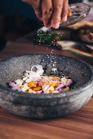 cocinando gastronomía sostenible