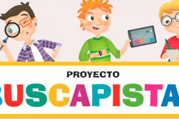 imagen del logo de Buscapistas