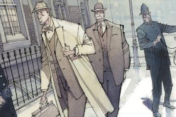Sherlock Holmes blog
