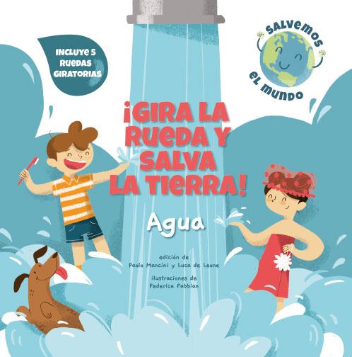Portada Salvemos el planeta Agua