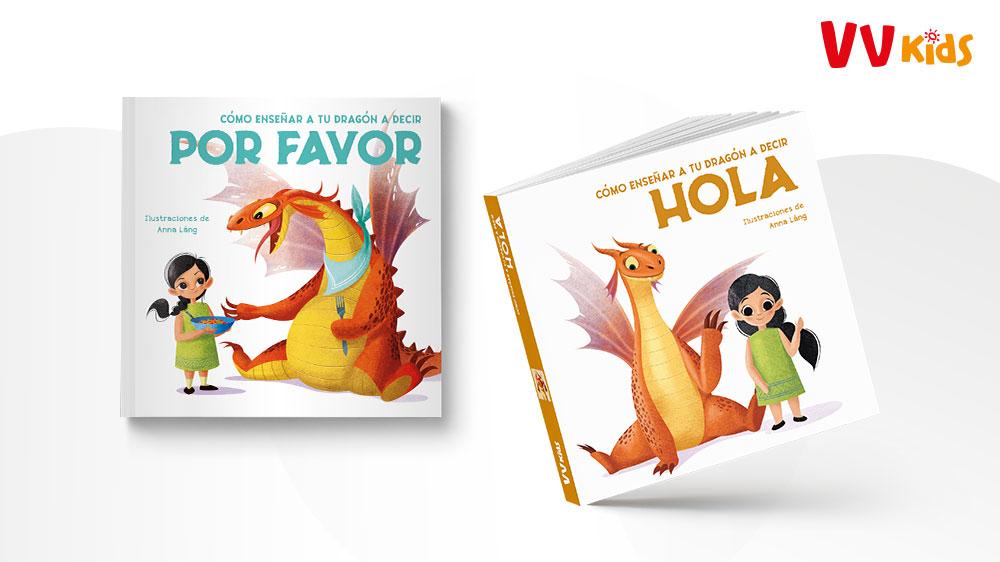 portades libros dragones