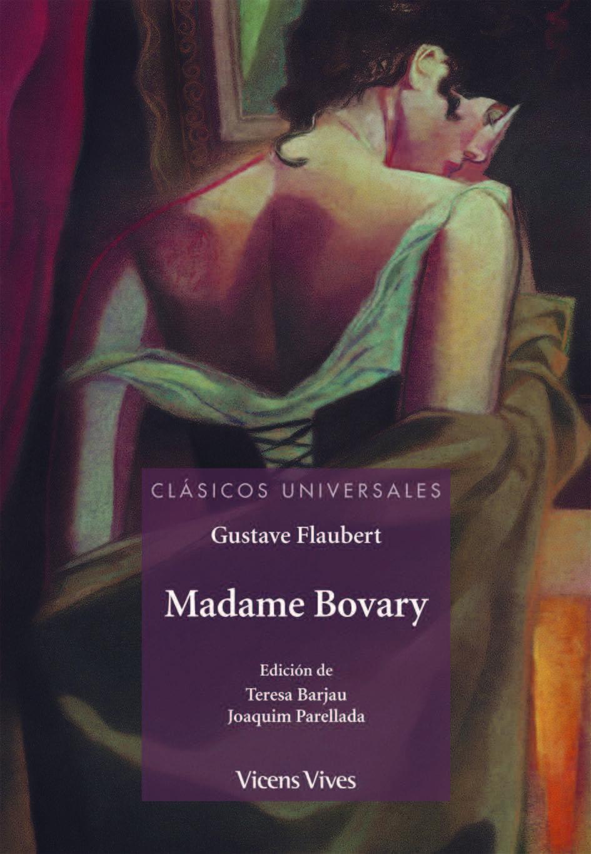 portada madame bovary para vuelve el día del libro