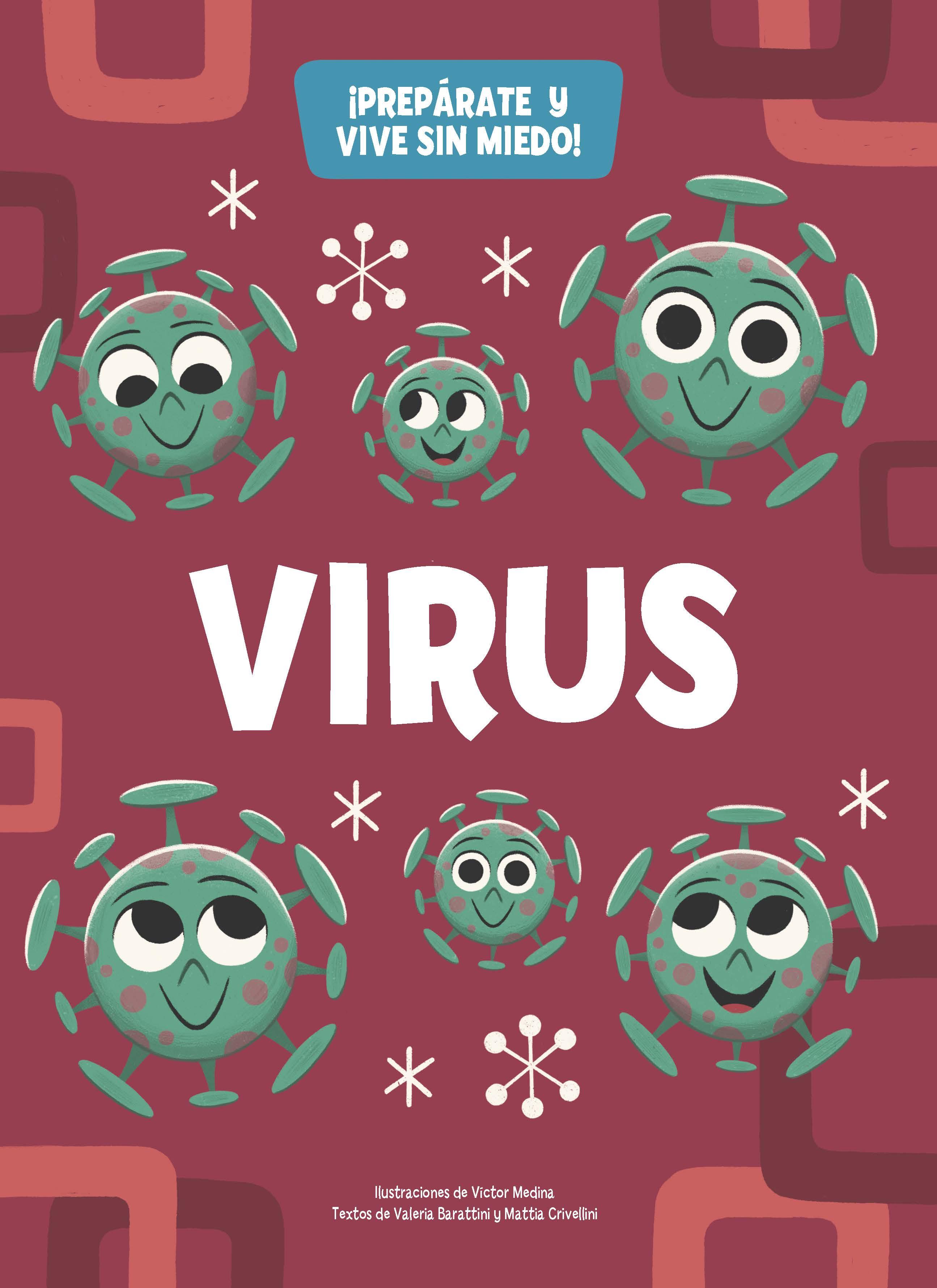 portada libro virus para vuelve el día del libro