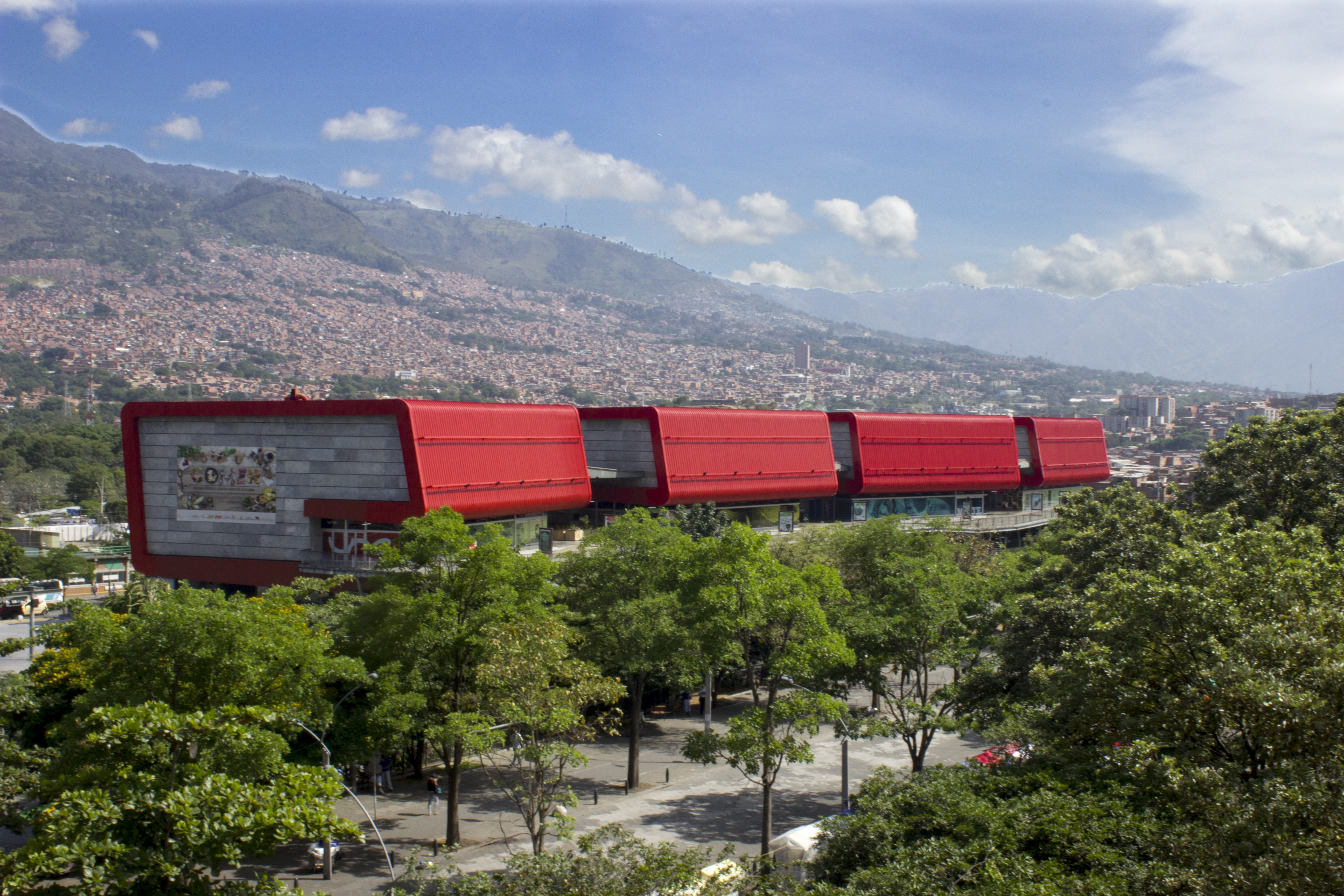 Foto del Parque Explora de Medellín