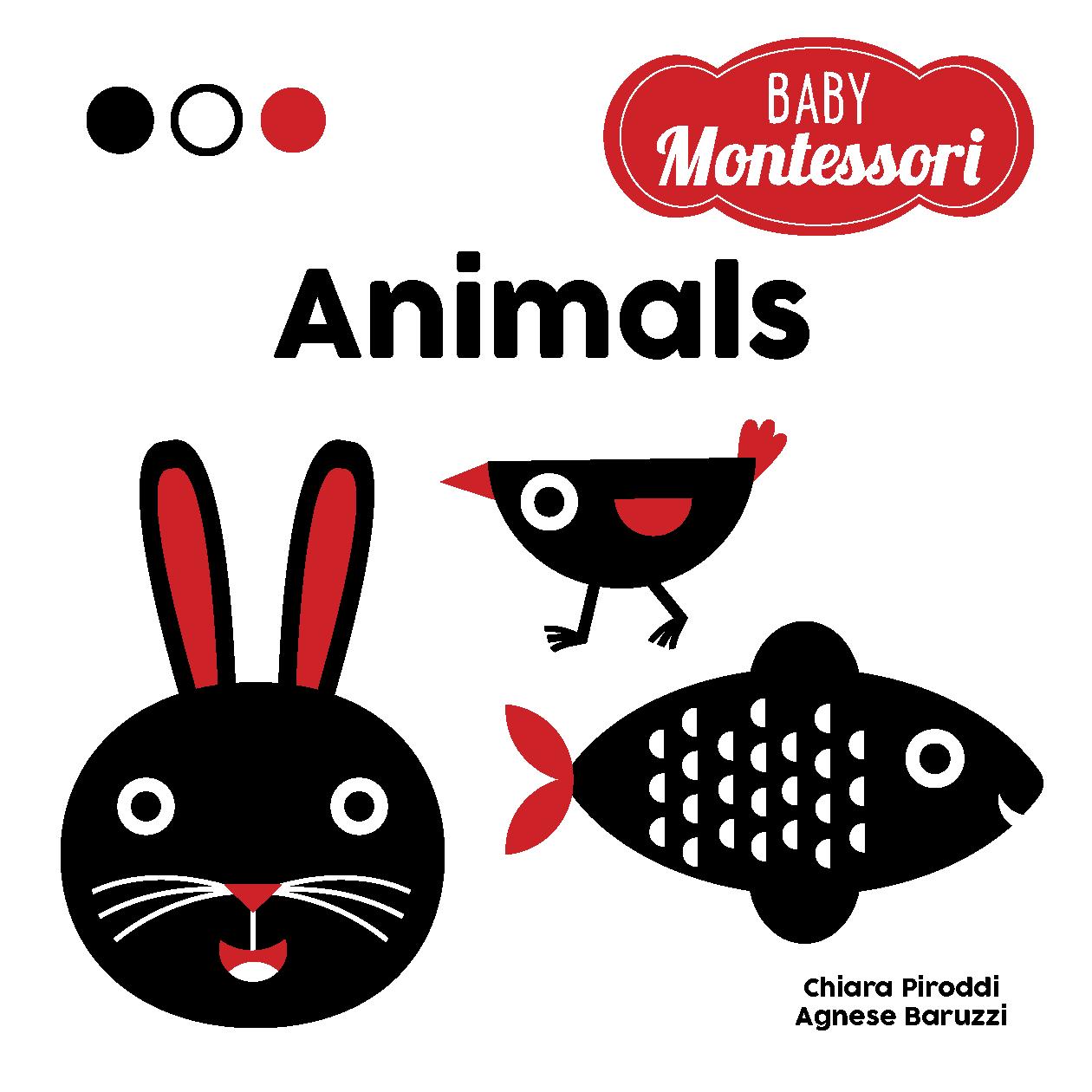 Portada Animals Baby Montessori