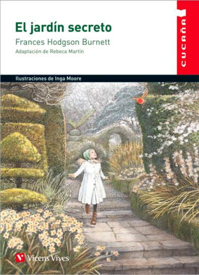 """Portada del libro """"El jardín secreto"""""""