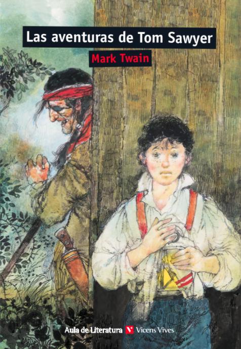 """Imagen del libro """"Las aventuras de Tom Sawyer"""""""