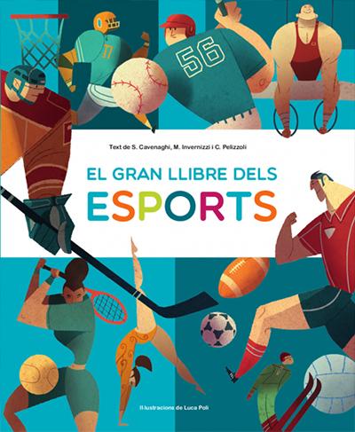 Portada de El gran llibre dels esports