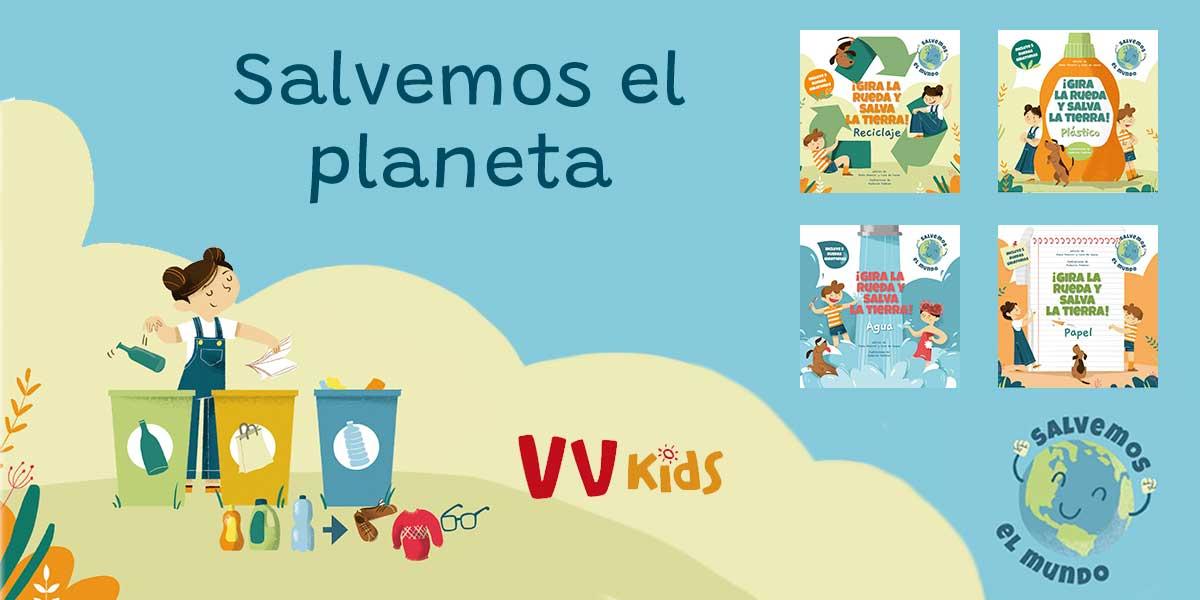 Taller de reciclaje Salvemos el planeta